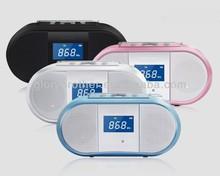 mp3 usb fm player speaker Support MP3 /WMA/WAV format music