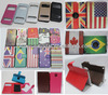 Cheap wallet pu leather cell mobile phone case,wallet wholesale