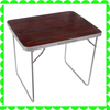 portable metal folding camping table