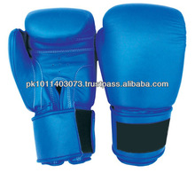 Blue Professional Club Boxing Gloves