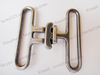 new product overcoat metal buckle