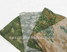 Camouflage Scarf, Military Scarf, Army scrim net