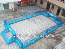 EN14960 inflatable soccer arena