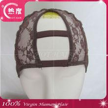Hot U-Part Wig Caps large cap wigs human hair lace wig base cap