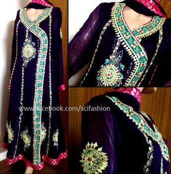 Angrakha dresses
