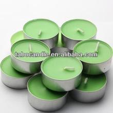 Korea market White Tealight Candle 10g/ Velas/ Bougies/ Chauffe plats