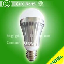 edison bulb with 3014 leds ip44 1w-18w high brightness ce rohs 110lm/w 3 years warranty