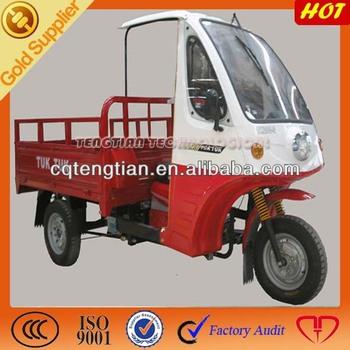Hot -selling 110/125/150/200/250cc gas three wheel motorcycle