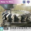 Água para fio pelton roda para turbina de água repairation e gerador de turbina de água fabricante made in china a partir de shenyang