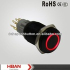 CE ROHS on-off switch