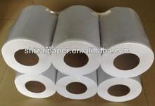 Industrial paper towel rolls