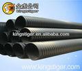 Todo el tamaño 300-- 2000mm polietileno de alta densidad de acero reforzado tubo corrugado para drenaje de los residuos