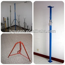 Specialized in manufacturing steel roof propping steel support steel supporting can be adjusted by the scaffolding