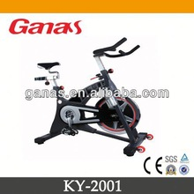 gym machine magnetic stationary bicycle /bike trainer