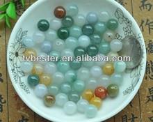 Mix natural stone beads Jade irregular 8-10mm 45 pcs natural stone beads jewelry