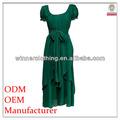 China moda vestuário oem/odm fabricante vestidos de noivado