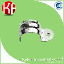 bs standard half gi saddle for steel pipe