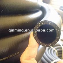Braided air hose rubber (20bar)100m length
