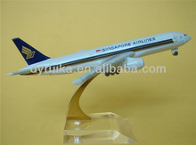 scale model,aircraft model,decoration gift,B777-200