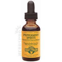 Peppermint Spirits 4 oz by Herb Pharm