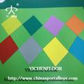 Yichen pvc preço mínimo futsal / badminton / voleibol / tennis court / basquete / jardim de infância até