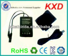 5v 4ah lipo battery 5v 500ma matching charger whole set