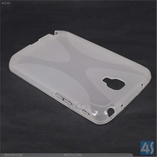 For LG Vu 3 Cheap X Line TPU Gel Cover Case P-LGVu3TPU002