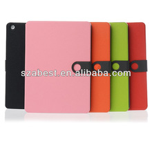 for Ipad Air/Ipad 5 Two Tone Wallet Leather Card Case