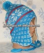 boys winter knitting pattern earflap hat