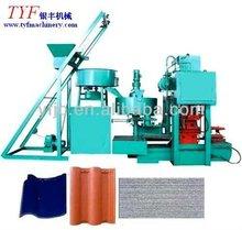 YF100-800B cement tile forming machine