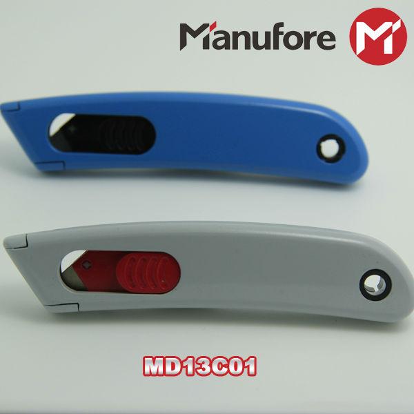 safety knife spring assist, proto letter opener