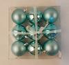 7cm plastic christmas ball