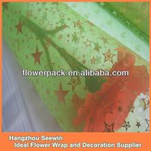 Star Organza Pack Flowers