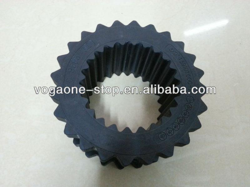 Atlas copco air compressor shaft coupling 1604257600 for air compressor parts