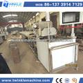 Chocolate tk-z15 papasfritas máquina/papasfritas de chocolate línea de producción