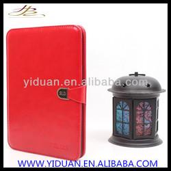 Colorful Leather Case for mini ipad 2/3/4