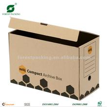 CARDBOARD BOX OEM ARCHIVAL CARDBOARD BOX FP600645