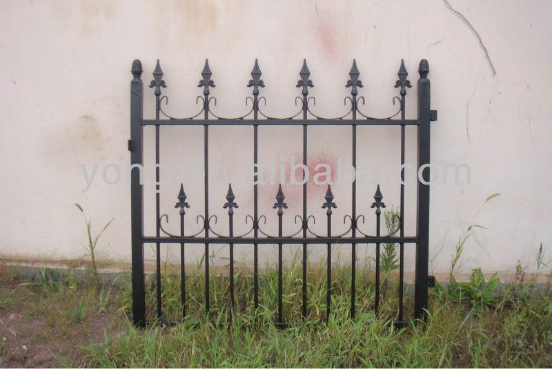 Moderne gesmeed ijzer metalen hek hek ontwerp poorten product id 1517796595 - Arbor gesmeed ijzer ...