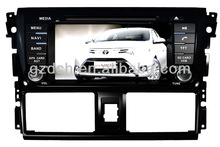 car dvd player for TOYOTA VIOS / YARIS Sedan 2013- / Third generation WS-9466