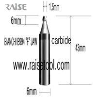 "Locksmith tools!1.5mm BIANCHI B994 ""F"" JAW carbide cutters for KEYLINE BIANCHI 994 LASER machine"