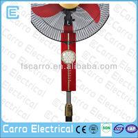 12 volt floor stand fan floor fan 16 inch outdoor plastic grill stand fan CE-12V16K