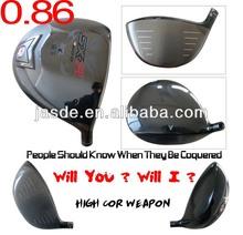 [2-pc cast]Golf High COR Driver .HI-COR Driver Club Head