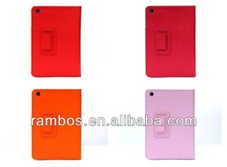 For iPad Mini 2 Flip Case Protective Stand Leather Case Cover Tablet PC