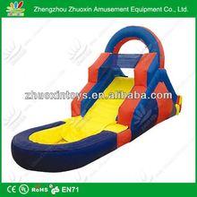 Popular Commercial cheap giant Inflatable Slide,18ft inflatable slide