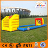 CE approved boys and girls inflatable football sports field for sale