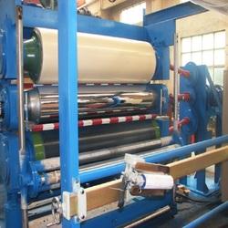 1880 paper machine- winding machine
