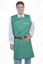 2013 Popular Sale Medical Lead Rubber Material X-ray Protective Aprons 0.35mmpb/ 0.5mmpb
