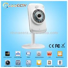 P2P ip Baby monitoring security camera
