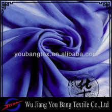 wujiang/polyester georgette lining/chiffon fabric