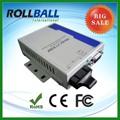 de alta calidad del oem ethernet rs232 al convertidor de fibra óptica